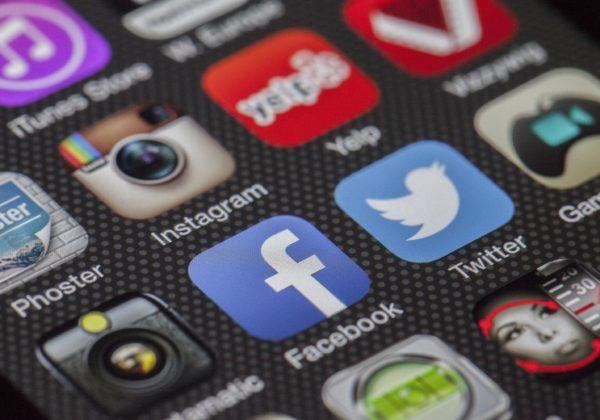 social media apps photo