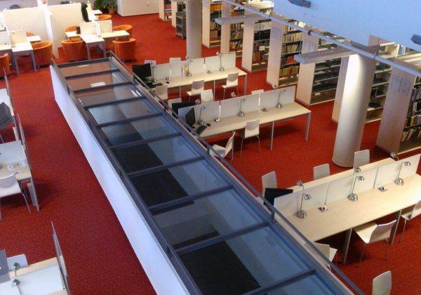 academic library image